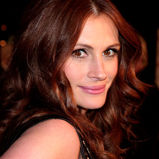 Brown  Hair Color on Julia Roberts Has Such Lush  Lovely Hair    I Absolutely Adore When