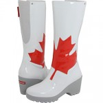 Olympic Style:  Limited Edition Rain Boots!