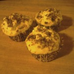 Bake for A Cure:  Tiramisu Cupcakes!