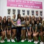 Sneak Peak at Victoria's Secret Pink NFL Gear!