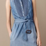 Spring 2011 Trend We're Loving: Feminine Denim Dresses