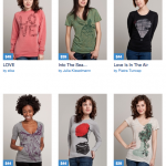 Threadless Launches A Spring/Summer 2011 Collection!