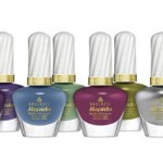 Rapido Fast Dry Nail Lacquer NEW Collection!