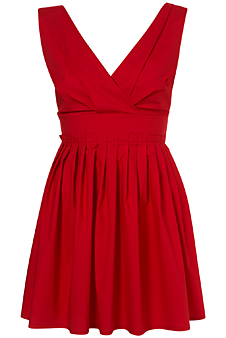 Top Five Red Dresses To Rock This Spring!