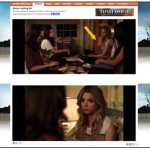 Get Hannah Marin's top from Pretty Little Liars!