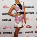 Style Superlative: Zoe Saldana in Floral for Fall!