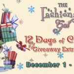 12 Day's Of Christmas Giveaway Extravaganza!
