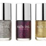 Holiday Fashion Guide- Nails Inc Glitterati Collection