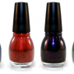 Sinful Colors Holiday 2011