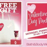 Celebrate Valentine's Day With Bath and Body Works!
