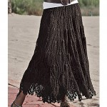 The Search for The Crochet Skirt