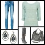 Fall Outfit Idea: Casual Sophistication