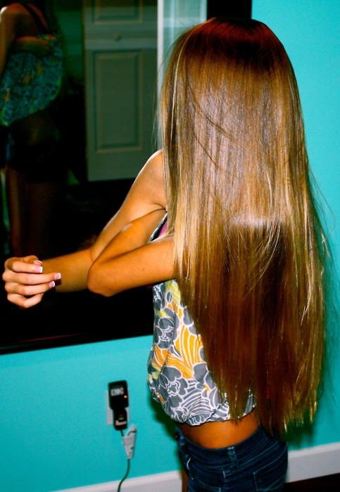 Как сделать волосы красивыми блестящими в домашних условиях