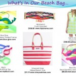 Beach Bag Essentials from Michelle Marie PR