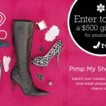 Have Shoes? If So, You Could Win $500 Gift Card for Amazon.com!