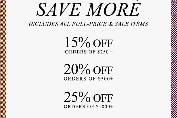 Save Big With This Shopbop Coupon Code