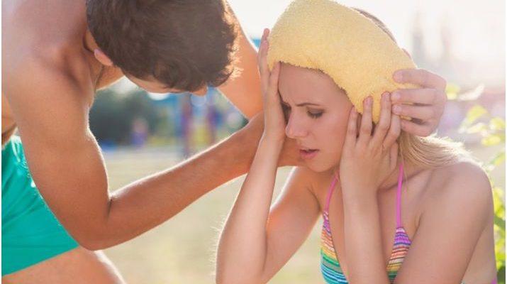 4 Ways Summer Literally Hurts