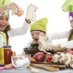 Cook With Your Kids And Have Fun