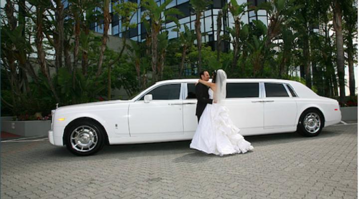 Top 10 Wedding or Honeymoon Cars