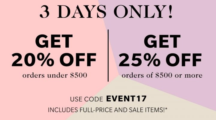 Shopbop Wants You To #FindYourSpring AND Save 25% off!