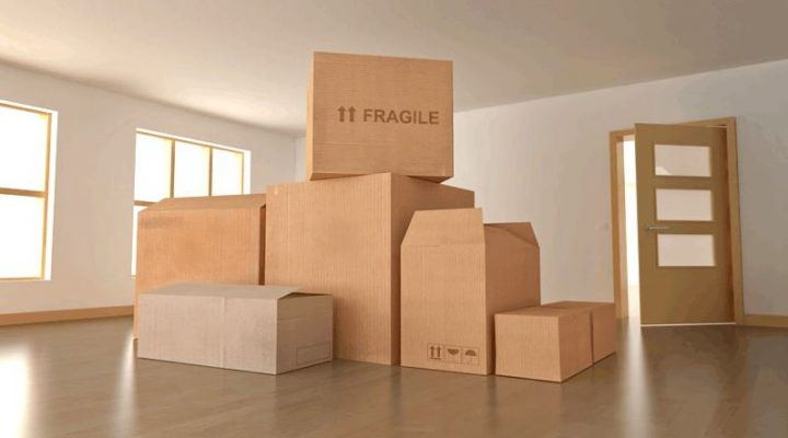 How to Make Moving Easier for Big, Disorganized Families