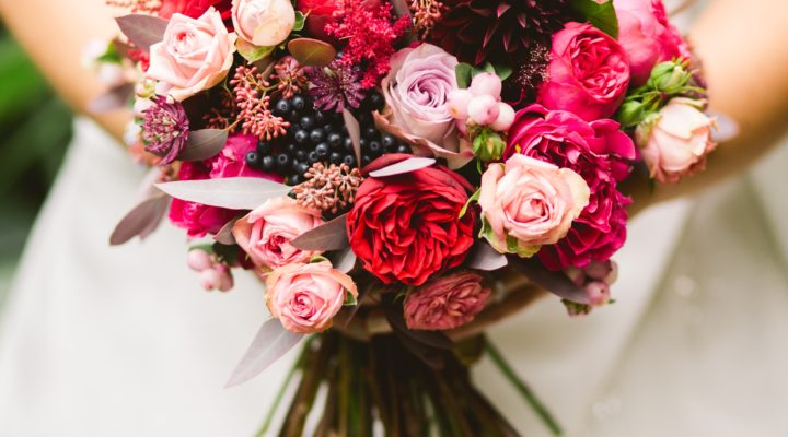7 Ways To Choose The Best Wedding Flowers